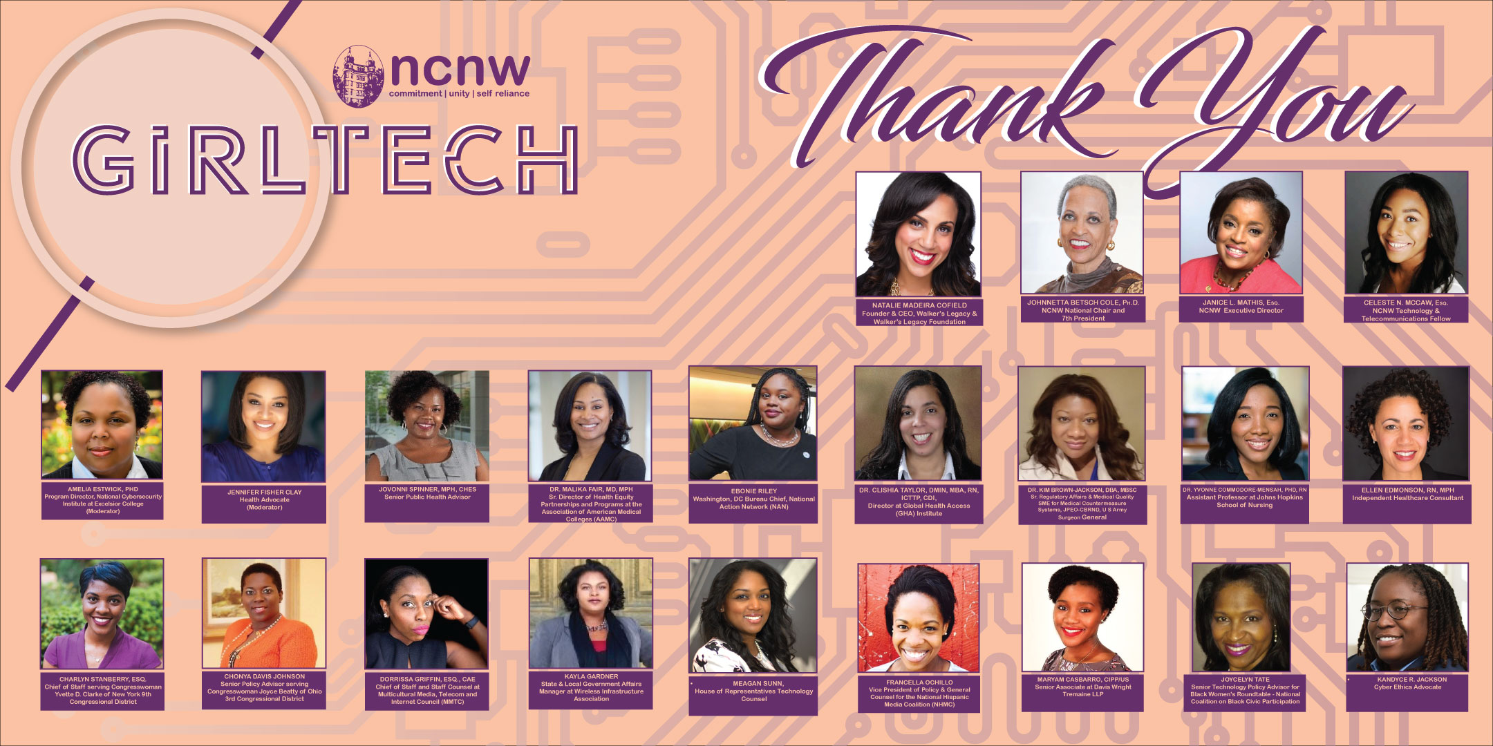 The National Council of Negro Women, Inc.