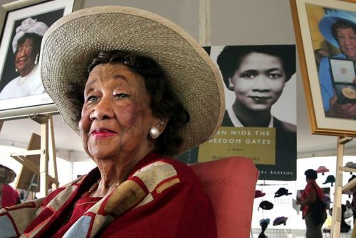 Dr. Dorothy Irene Height
